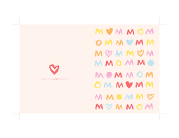 we heart mom free downloadable mother u0027s day cards