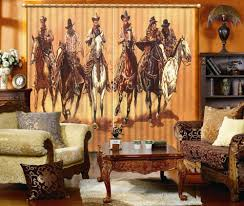 Cheap Decor For Home Online Get Cheap Horse Bedroom Curtains Aliexpress Com Alibaba