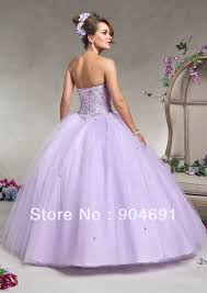 lilac dresses for weddings lilac tulle quinceanera dress prom dress big bow ivory wedding