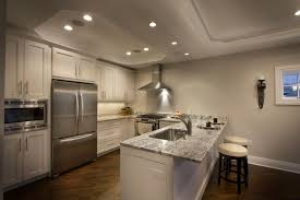 Kitchen Ceiling Lights Ideas Recessed Lighting Ideas For Kitchen Quanta Lighting