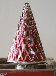 mercury glass christmas tree visualizeus