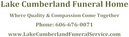 lake cumberland funeral home somerset pulaski chamber