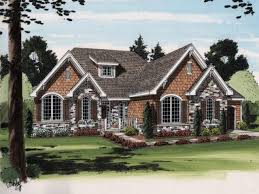 appealing french country ranch house plans design on of find
