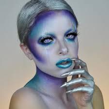 Halloween Makeup For Work by 15 Ways Glitter Can Transform Your Halloween Makeup 3d Styles
