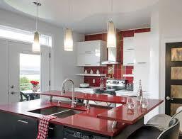 cuisine et comptoir contemporain cuisitec