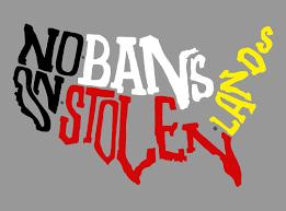 justseeds no bans on stolen land medicine wheel version
