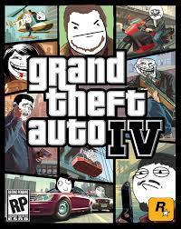 Gta 4 Memes - gta iv meme grand theft auto cover parodies know your meme