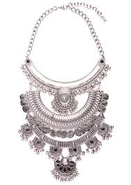 long silver statement necklace images Statement jewelry on trend bold happiness boutique jpg