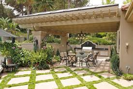Rear Patio Designs Back Patio Design Home Design
