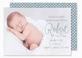 birth announcement louise script birth announcement gilm press