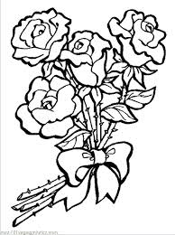Coloring Pages Rose Rose Flower Coloring Pages Flower Coloring Mandala Flowers Coloring Pages