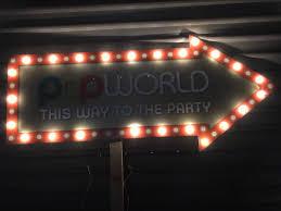 popworld sheffield sheffield