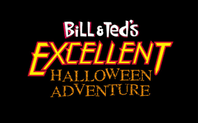 bill and ted u0027s excellent halloween adventure archives inside the