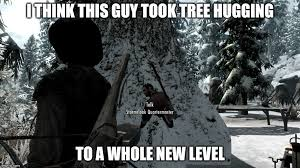 Tree Meme - tree hugger meme by secretsigil on deviantart