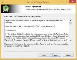 how to and install android studio