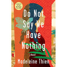How To Say Chair In Chinese Do Not Say We Have Nothing By Madeleine Thien