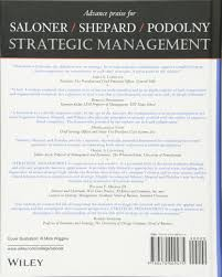strategic management paperback version amazon co uk garth