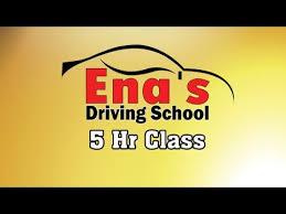 5 hr class in 5 hr class ena s driving school