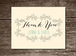 Words For Graduation Cards The Best Thank You Cards Template Designs
