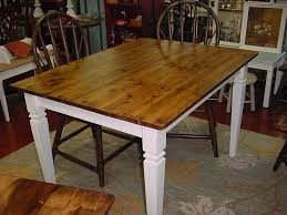 harvest dining room table farm house table