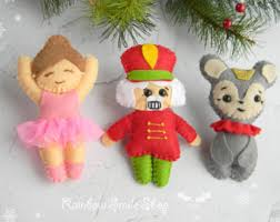 Nutcracker Christmas Ornaments Wholesale by View Christmas Ornament By Rainbowsmileshop On Etsy