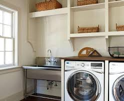stainless steel laundry sink stainless steel laundry room sink with cabinet storage home