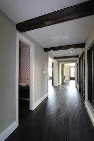 Wood Floor In Powder Room - bathroom renovation san diego interior designers