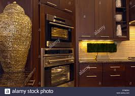 Windermere Luxury Homes by Luxury Kitchen With Double Oven In Classy Home In Windermere