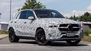 autos mercedesamg gle spy shots cheers massive online party