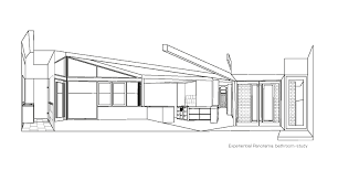 gallery of diagonal house simon whibley architecture
