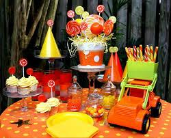 truck birthday party 40 construction themed birthday party ideas hative