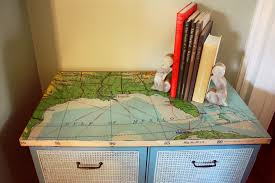 Map Cabinet Map That Furniture U2026say What One Creative Couple