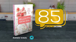 the hello kitty baking book recipes for cookies cupcakes and