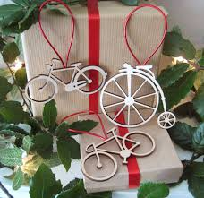 for matthew bicycle decorations set of three