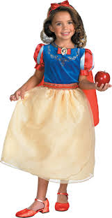 snow white and the seven dwarfs deluxe toddler child u0027s