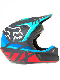 motocross fox fox grey red 2017 v3 seca mx helmet fox freestylextreme