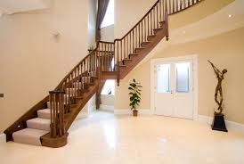 curved basement stairs u2014 john robinson house decor curved stairs