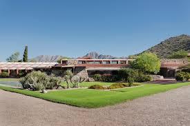 David Wright House by Phoenix Mesa Scottsdale Az Architect Magazine