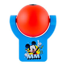 automatic led night light projectables disney mickey mouse roadsters automatic led night light