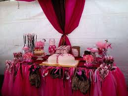 cheetah baby shower pink cheetah baby shower party ideas photo 8 of 16 catch my party