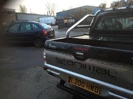 2004 mitsubishi l200 animal 2 5 diesel 4x4 12 months mot 3 months