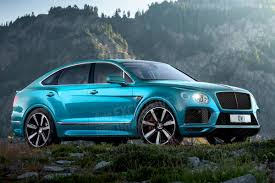 bentley suv 2017 bentley bentayga u0027super u0027 coupe suv in the works auto express