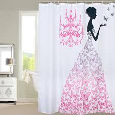 butterfly princess shower badass bathroom d u0027aww