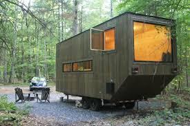 cabin design getaway cabin new york inhabitat green design innovation