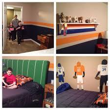 kids football bedroom kids room ideas
