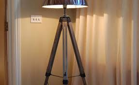 lamps lovely tripod floor lamp made bright tripod floor lamp