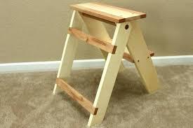 folding step stool chair en wood step stool chair plans u2013 nptech info