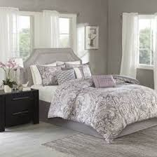 Purple And Gray Comforter Paisley Bedding Shop 175 Comforter Sets U0026 Quilts