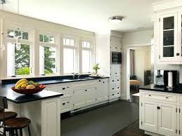 white kitchen cabinets with black hardware black hardware for kitchen cabinets faced