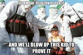 Peace Memes - islam religion of peace memes quickmeme
